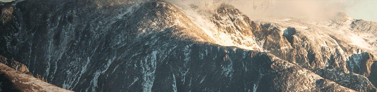 Precision QR Extended Cantilever Mount