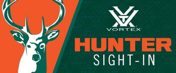 2021 Vortex Hunter Sight-In