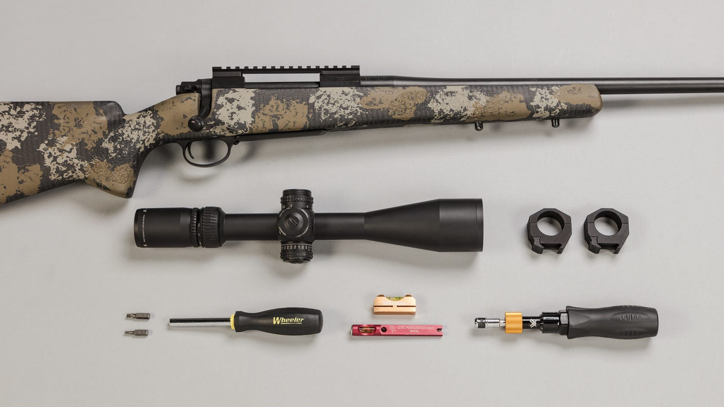 How to Properly Mount a Riflescope Overview
