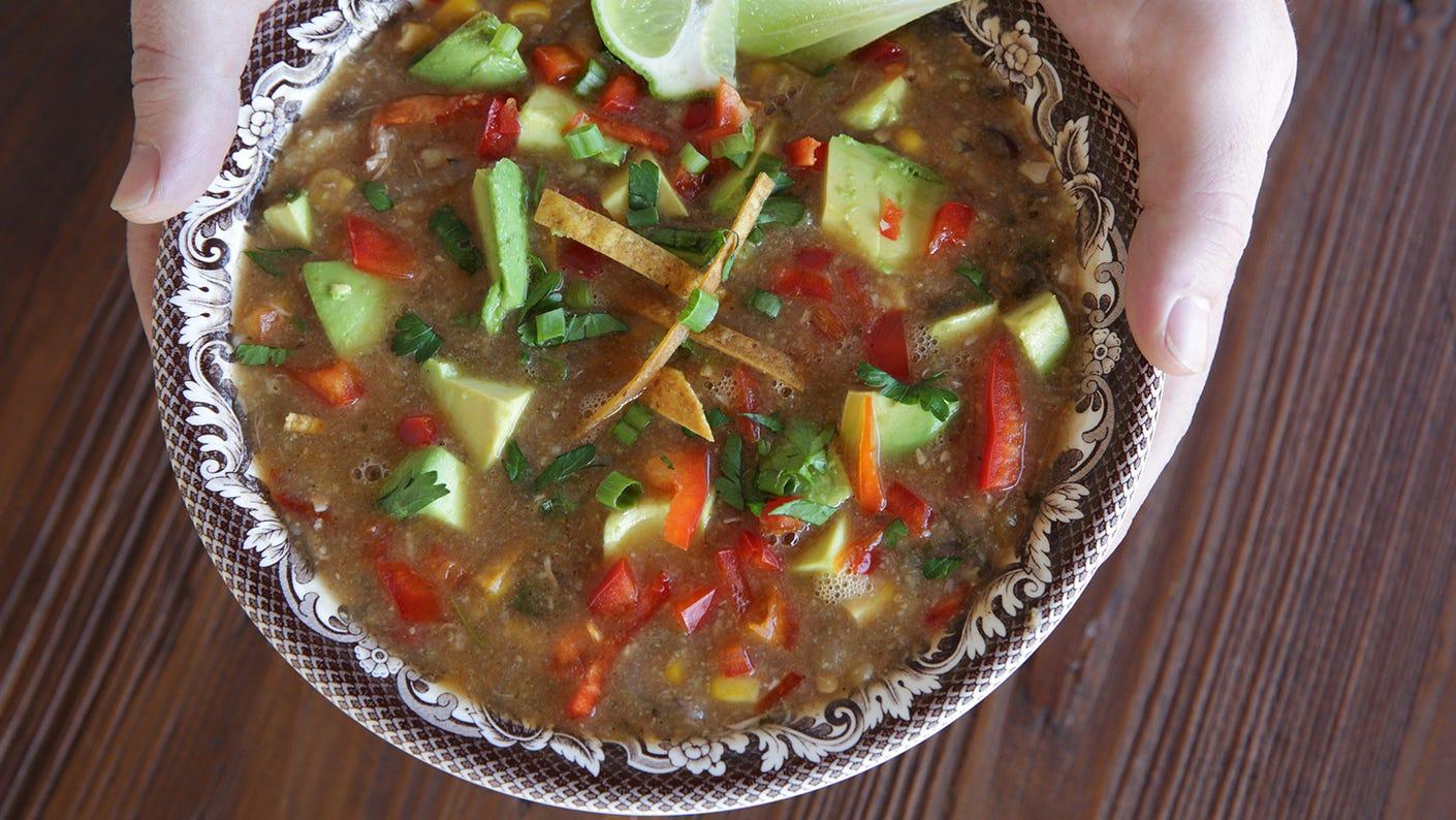 Game Bird Tortilla Soup