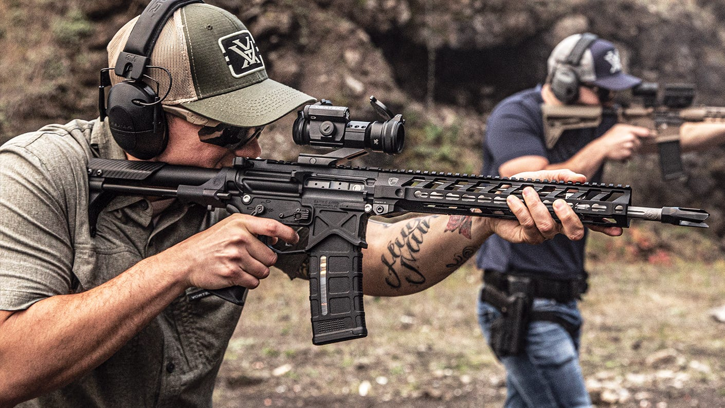What's the best optic for your AR? Let's talk red dots.