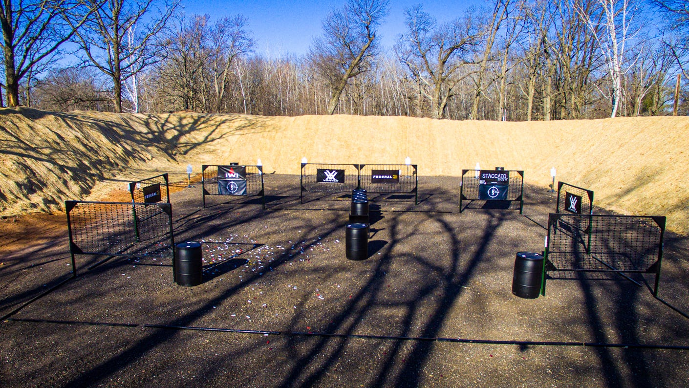 How to Build Your Own Gun Range