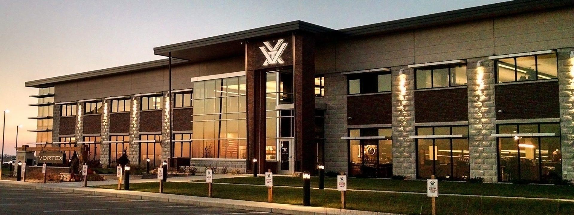 Vortex Optics Building