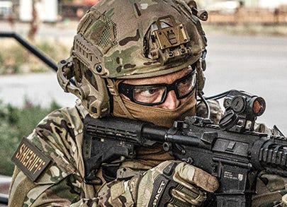 Vortex Nation Military & Law Enforcement