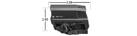 AMG UH-1 Gen II Holographic Sight